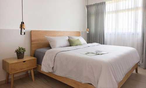 ▲只要簡單的裝潢,就能讓房間風格煥然一新!
